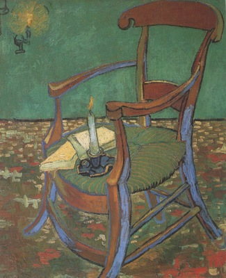 paul gauguins chair