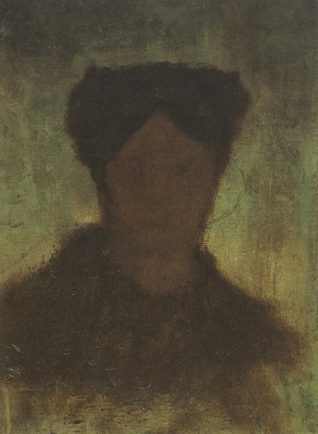peasant, head unfinished , nuenen