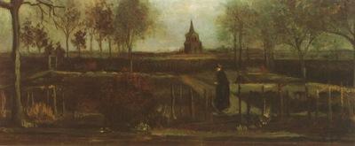 presbytery garden in nuenen