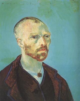 self portrait, arles