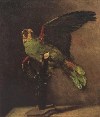 the green parrot, paris