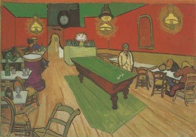 the night cafe in arles, arles
