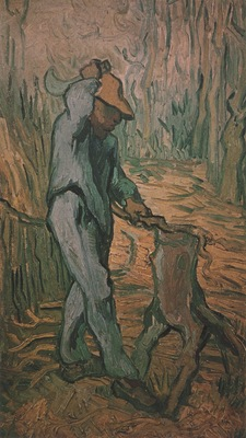 the woodsman, saint remy