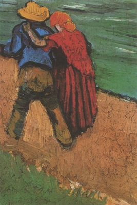 two lovers fragment , arles