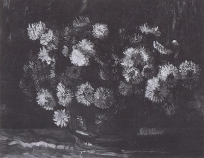 vase with chrysanthemum, paris