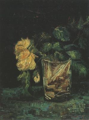 vase with roses, paris