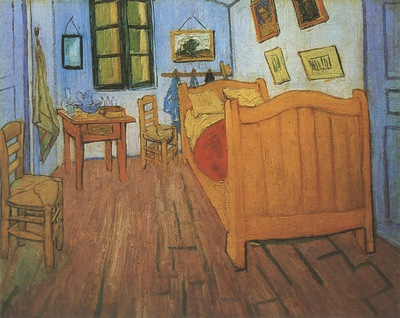 vincents bedroom in arles, arles