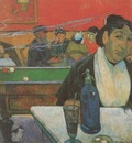 paul gauguin night cafe in arles madame ginoux , arles