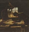 weaver organizing wires, nuenen