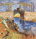the langloiss bridge, arles