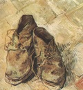 a pair of shoes, arles
