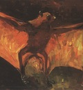embalmed bat, paris