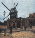 le moulin de la galette, paris