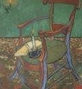 paul gauguins chair