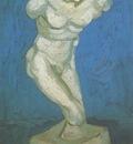 plaster statue of male, nuenen