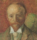 portrait of the art dealer alexander reid, paris