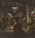 potatoes eaters, nuenen