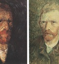 self portraits, paris 1887