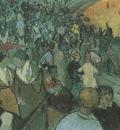 spectators in the arena in arles, arles