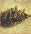 still life with basket of croc, paris