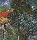 the garden of dr  gachet in auvers, auvers sur oise