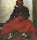 the zouave seated, arles