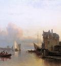 Immerzeel Cornelis River landscape