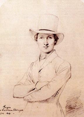 Ingres Antoine Thomeguex