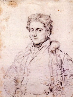 Ingres Charles Robert Cockerell