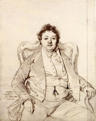 Ingres Charles Thevenin