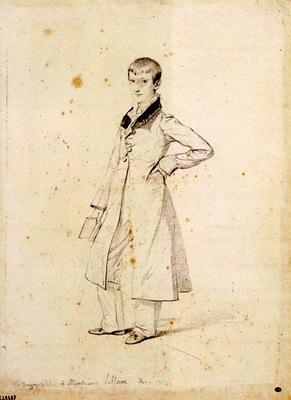 Ingres Felix Leblanc