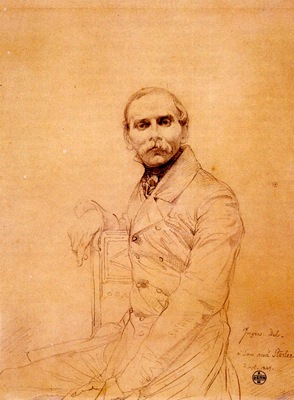 Ingres Franz Adolf von Stuerler