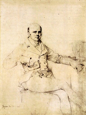 Ingres John Russel Sixth Duke of Bedford