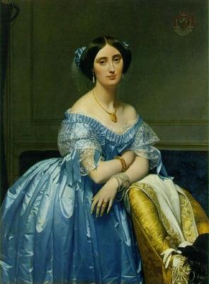 Ingres Josephine Eleonore Marie Pauline de Galard de Brassac