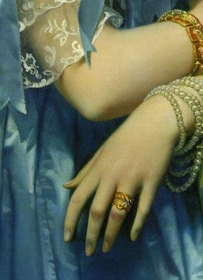 Ingres Josephine Elleonore Marie Pauline de Galard de Brassa