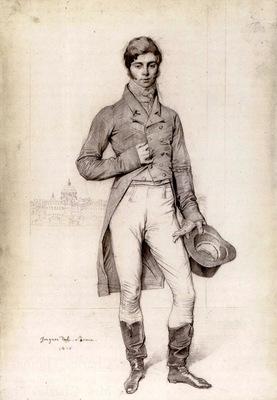 Ingres Lord Granham Thomas Philip Robinson