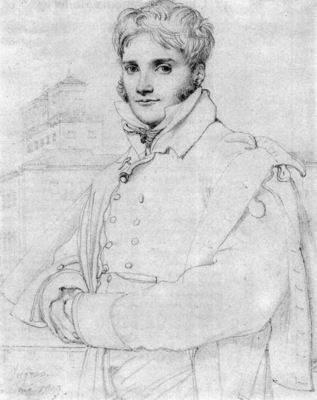 Ingres Merry Joseph Blondel
