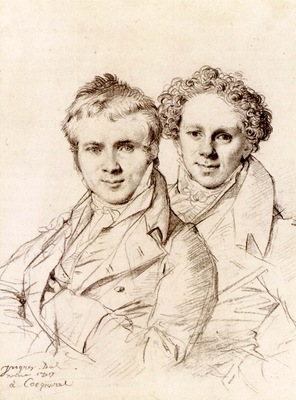 Ingres Otto Magnus von Stackelberg and possibly Jackob Linckh