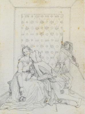 Ingres Paolo et Francesca