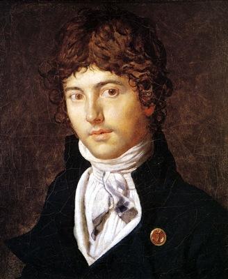 Ingres Pierre Francois Bernier