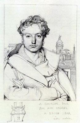 Ingres Victor Dourlen