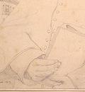 Ingres Auguste Jean Marie Guenepin 1809 detail2