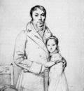Ingres Charles Hayard and his daughter Marguerite