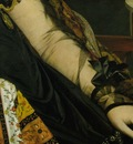 Ingres Francoise Poncelle, Madame Leblanc, 1823, detalj, Met