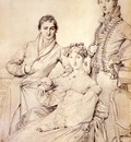 Ingres Joseph Woodhead and his wife born Harriet Comber and her Brother Henry George Wandesford C
