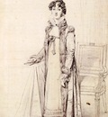 Ingres Lady William Henry Cavendish Bentinck born Lady Mary Acheson