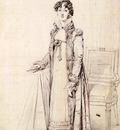 Ingres Lady William Henry Cavendish Bentinck born Lady Mary Acheson