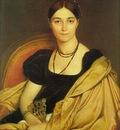 Ingres Madame Antonia Devaucay de Nittis, 1807, Musee Conde,