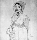 Ingres Madame Charles Hayard born Jeanne Susanne