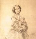 Ingres Mademoiselle Cecile Panckoucke